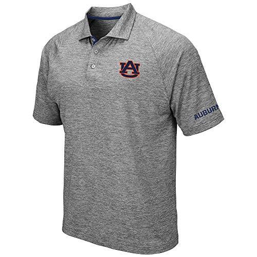 - Mens Auburn Tigers Raglan Polo Shirt - L