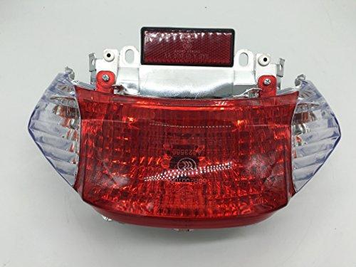 Tail Light Taillight for Shenke Chuanl Taotao Sunny SSR IceBear 49cc 50cc 125cc 150cc Scooter Moped GY6 ?