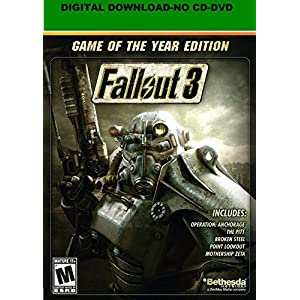 Fallout 3 - Game of the Year Edition (PC Code)