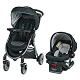 Graco Fast Action Fold 2.0 Travel System - Darcie