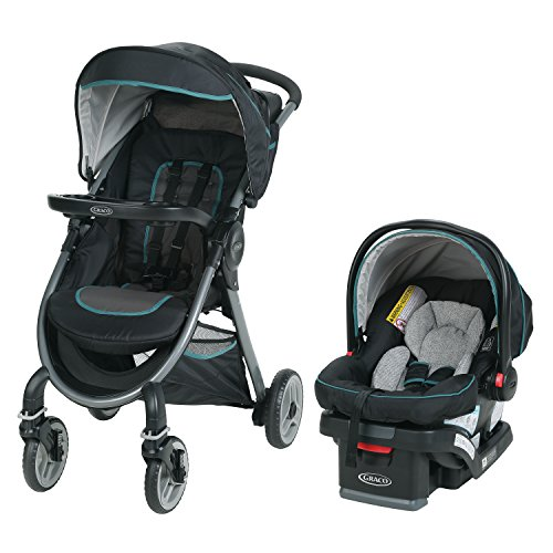 Graco Fast Action Fold 2.0 Travel System, Darcie