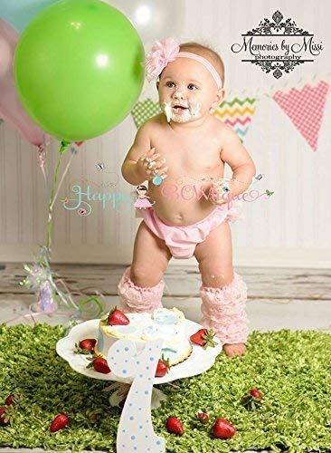 3 pcs Baby Girl Pink Bloomer N Legwarmers Set~ Newborn Baby Bloomer