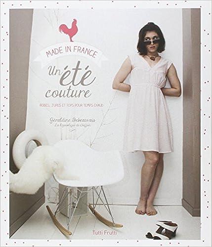 Livres gratuits Un été couture : Robes, jupes et tops pour temps chaud epub, pdf