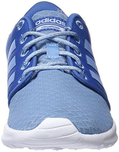 Cloudfoam Bleu S18 Royal S18 Femme Adidas Basses aero Racer Sneakers S18 Trace Blue S18 Qt trace ash T8waaqdY