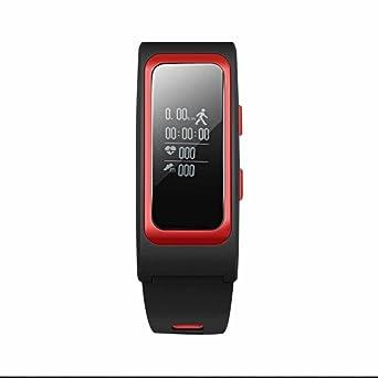 Montre Connectée Sport,Fitness Tracker Bande À Puce Coeur Taux Smart Bracelet GPS trajectoire Température