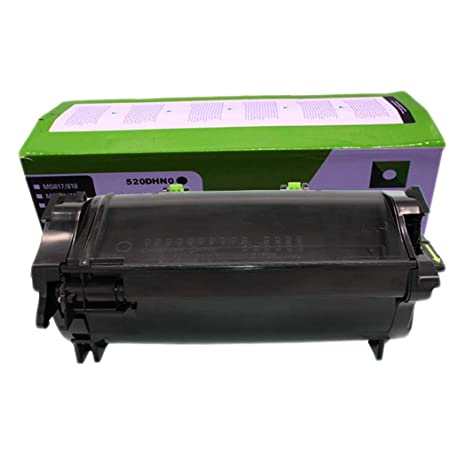 Amazon.com: Cartucho de tóner compatible con Lexmark MX810dn ...