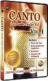 Canto, Vol. 1: Tu Puedes Cantar Ya