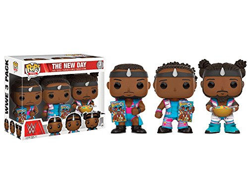 Funko POP WWE: The New Day – Special Edition Booty O's 3
