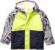 Amazon Brand - Spotted Zebra Boys Warm Puffer Coat