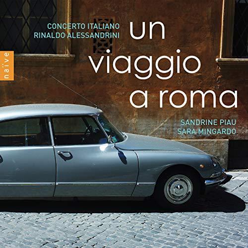 Price comparison product image Concerto Italiano: Un Viaggio a Roma