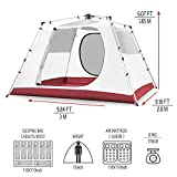 KAZOO Family Camping Tent Large Waterproof Pop Up