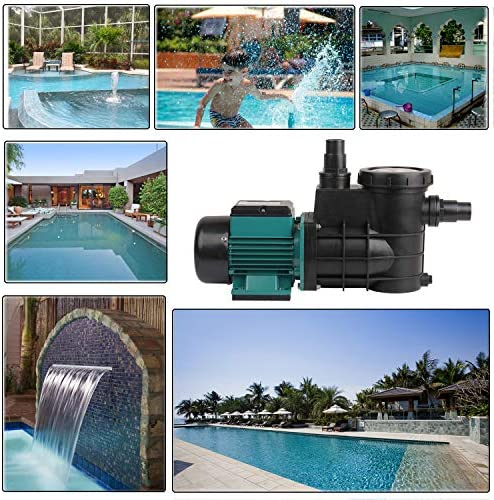 Speed Bomba de filtro para piscina (5000/8000/14500 l/h): Amazon ...