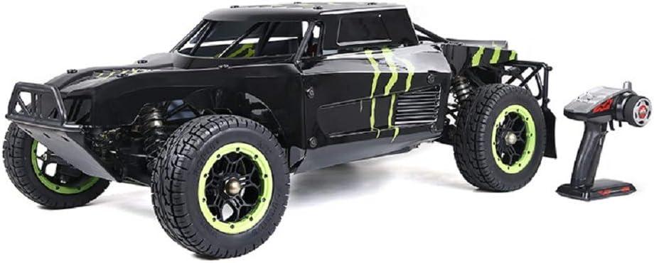 HWJF 4WD RC Buggy Gasolina, 1/5 de Coches de Juguete de Gas Off Road con Motor de 45 CC de Gasolina para Adultos, 2.4G regulador de Radio Incluyó