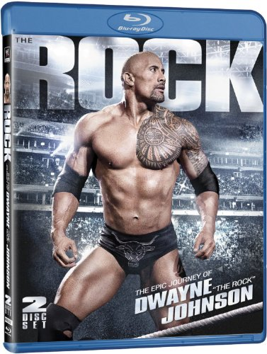The Rock The Epic Journey Of Dwayne Johnson Blu Ray Buy