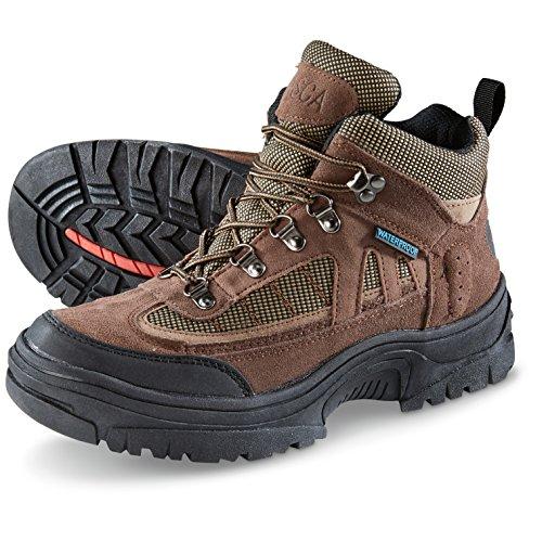 49d2ec6cc5b827 Itasca Men's Waterproof Amazon Hiker with Leather/Nylon Upper ...