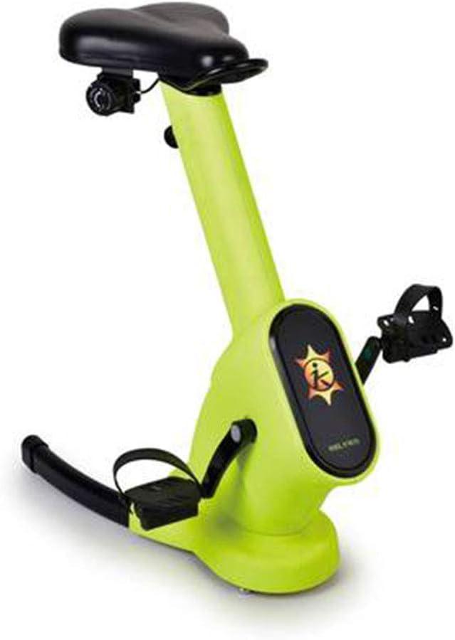 LPsweet Mini Paso A Paso Hidráulico, Computadora A Bordo Lectura Velocidad Distancia Tiempo Calorías Pequeño Equipo De Ejercicios Bicicleta De Montaña para Hombres Y Mujeres,Verde: Amazon.es: Deportes y aire libre