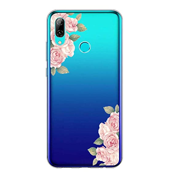 Amazon.com: Cover Compatible with Huawei P Smart 2019 TPU ...