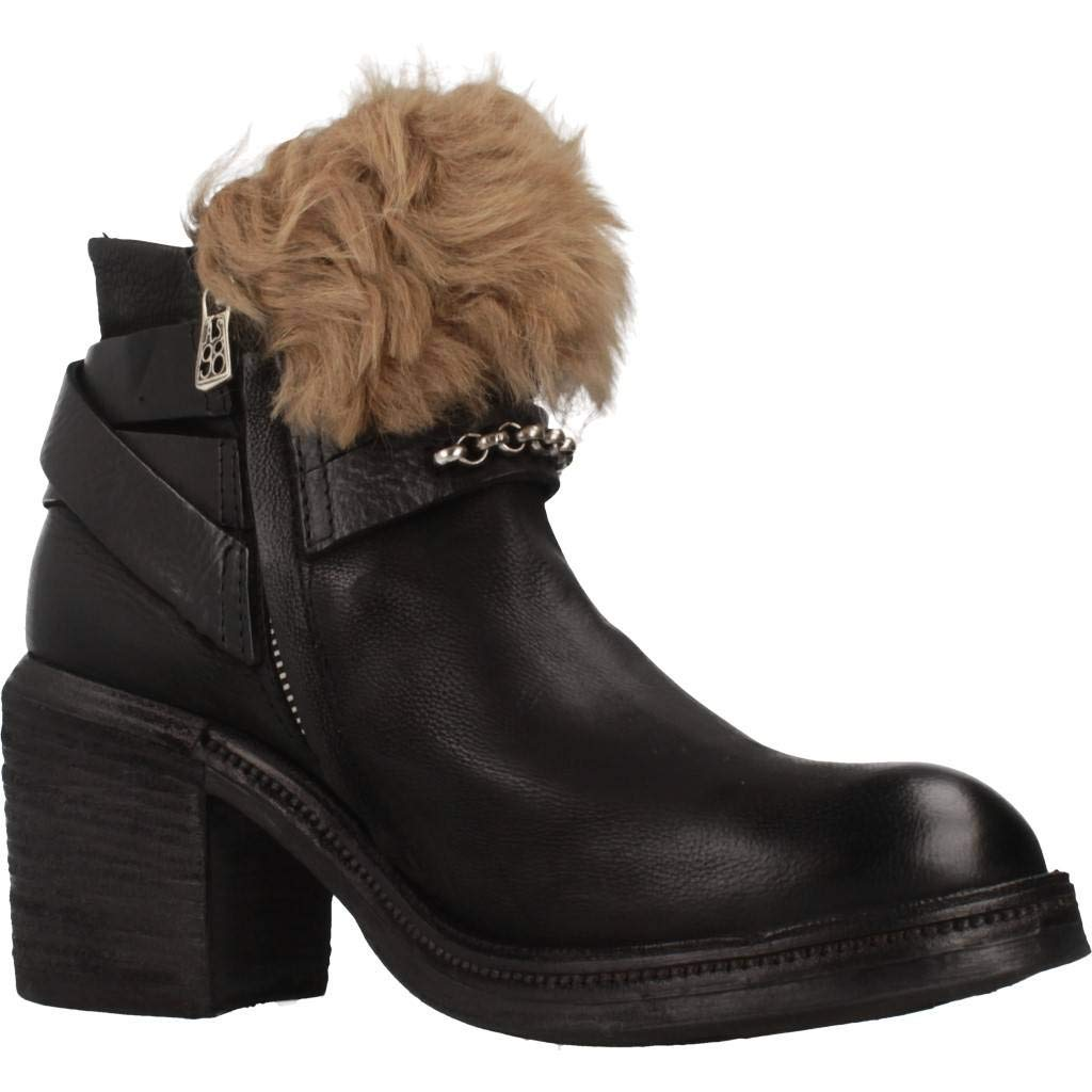 AS 98 Stiefelleten Stiefel Damen, Farbe Farbe Farbe Schwarz, Marke, Modell Stiefelleten Stiefel Damen 263212A Schwarz b0bdf5
