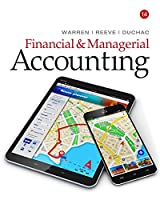 Financial & Managerial Accounting, 14th Edition