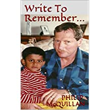 Write To Remember...