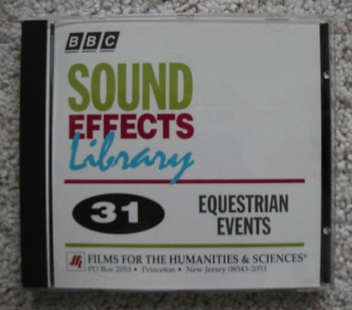 BBC Sound Effects Library 31 Equestrian Events