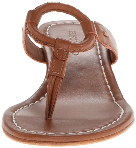 Bernardo Women's Matrix WD Wedge Sandal Luggage Ct0TO84bhs