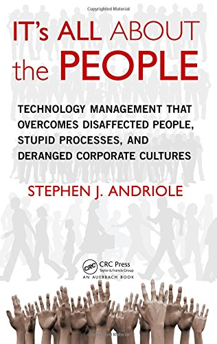 Stephen J. Andriole, PhD Publication