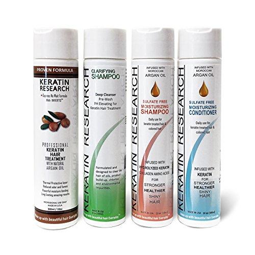 Complex Brazilian Blowout Keratin Treatment product image