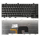 New Laptop Keyboard with Backlit for Dell Alienware M14X R2 PK130ML1A00 02M4NW, US layout Black color