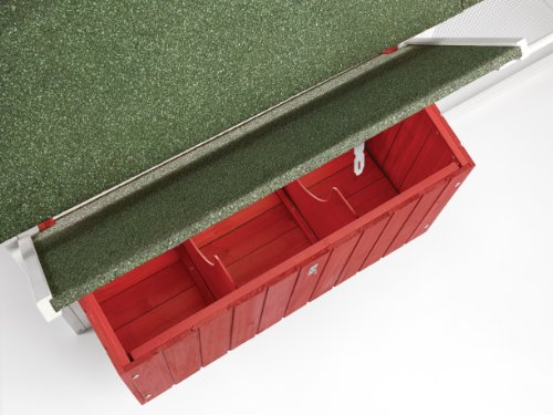 Prevue 465 Red Barn Chicken Coop by Prevue Pet Products (Image #4)