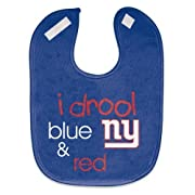 NFL New York Giants WCRA1962914 All Pro Baby Bib