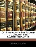 Die Philosophie des Rechts, Friedrich Julius Stahl, 1144357322