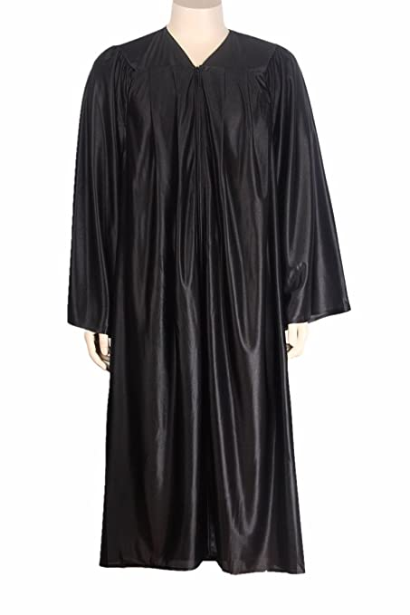 Amazoncom Black Graduation Cap And Gown Everything Else