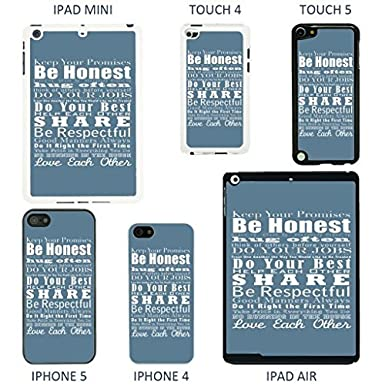 Life Sayings Quotes Cover Case For Apple Ipod Touch 5th Generation