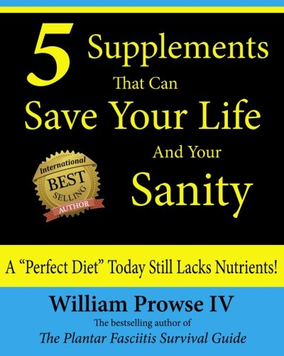 5 Supplements That Can Save your Life And Your Sanity: A