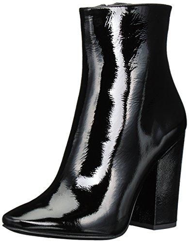KENDALL + KYLIE Women's Haedyn Ankle Boot, Black, 7.5 Medium - Designer Ladies Boots