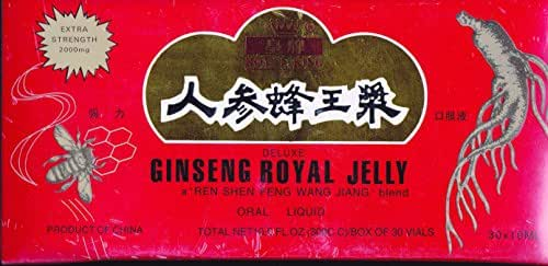 GINSENG ROYAL JELLY Extract 3 Boxes(90 Bottles)