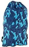 Roadeez 2.5 Litres Blue Drawstring Bag
