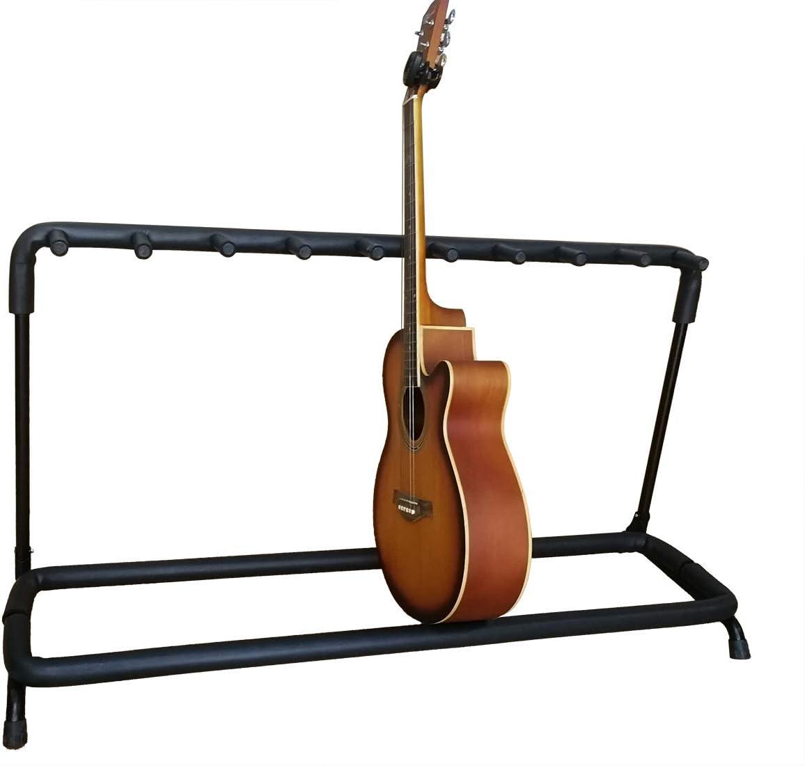 Feibrand Soporte 9 Guitarra Pie para Multi Electrica Bajo Acustica ...