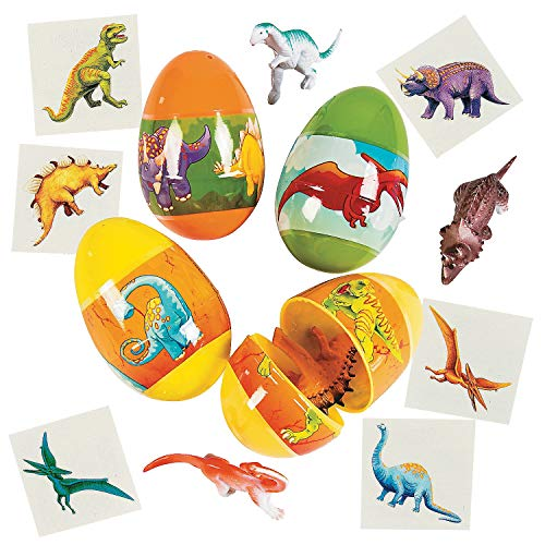 Egg Surprise with Toy Dinosaur Inside (12 Pack) With, used for sale  Delivered anywhere in Canada