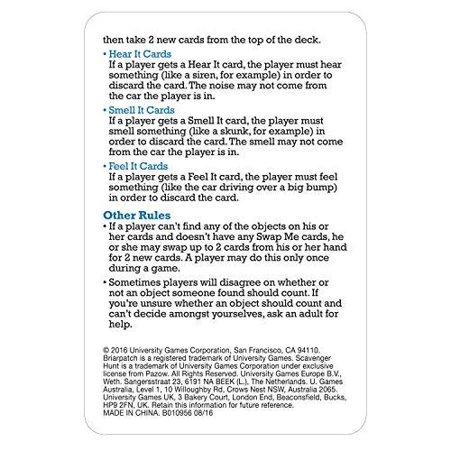ded723e735923 Travel Scavenger Hunt Card Game