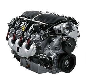chevrolet performance 19301360 ls376 525 6 2l ls3 engine crate gm automotive. Black Bedroom Furniture Sets. Home Design Ideas