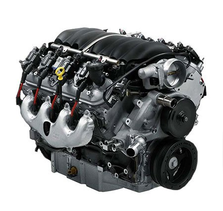 Ls Crate Engine (Chevrolet Performance 19301360 LS376-525 6.2L LS3 ENGINE CRATE)