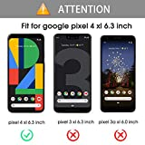 [4 Pack] OMOTON Google Pixel 4 XL Screen