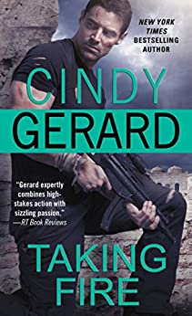 Taking Fire (One-Eyed Jacks Book 4) by [Gerard, Cindy]