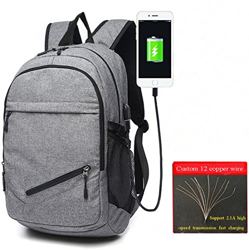 Slim Laptop Backpack, KOLAKO 15 15.6 Inch Water Resistant...