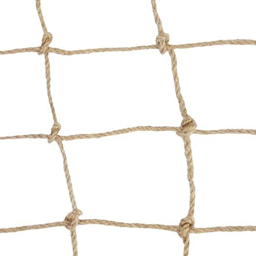 Yunnyp Rete da Arrampicata Tessuta Criceto per Animali Domestici Amaca da Appendere per Rete da Arrampicata con Rete in Corda di Cotone per Animali Domestici