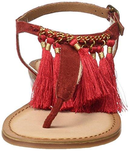 Gioseppo Tutayan, Sandalias Mujer Rojo (Red)