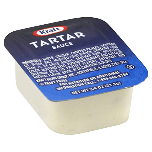 Kraft Creamy Tartar - cup (Case of 200)