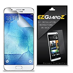 (6-Pack) EZGuardZ Screen Protector for Samsung Galaxy A8 (Ultra Clear)